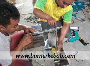 Mengatasi Kebuntuan Burner Kebab