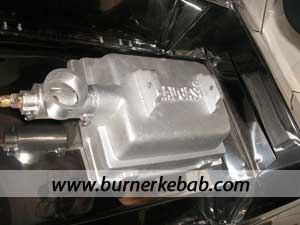 Mengetes Kebocoran Burner Kebab